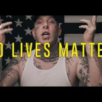 No Lives Matter cover